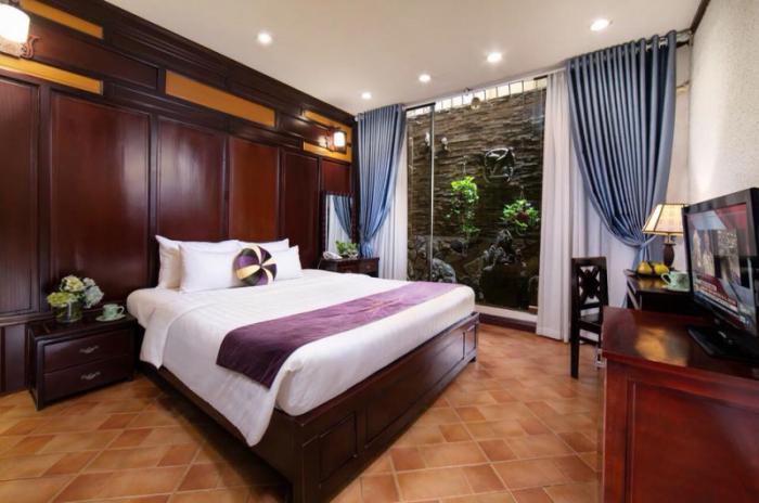 Top 10 Khách sạn tốt nhất phố Ấu Triệu, Hà Nội