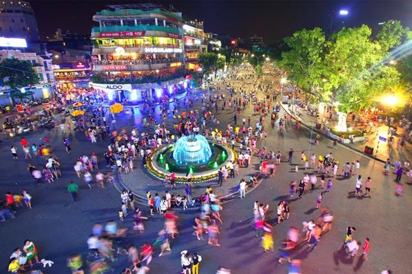 Top 17 địa điểm thú vị nhất tại Hà Nội để đi chơi Giáng Sinh năm 2019