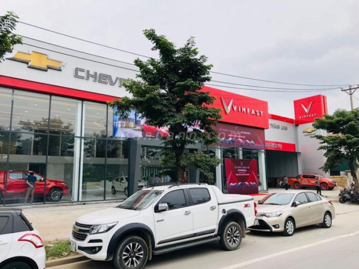 VinFast - Chevrolet Thăng Long
