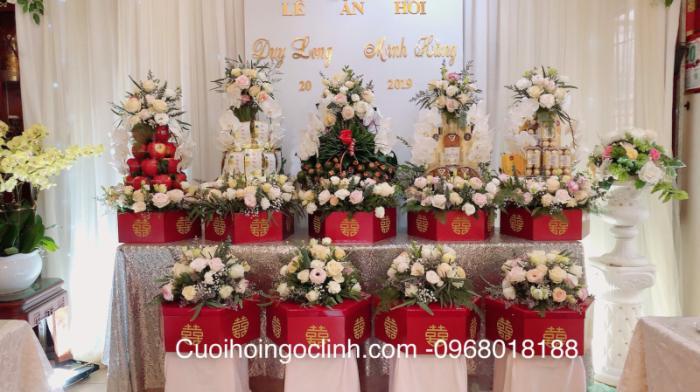 Top 4 Địa chỉ nhận làm tráp cưới đẹp nhất quận Đống Đa, Hà Nội