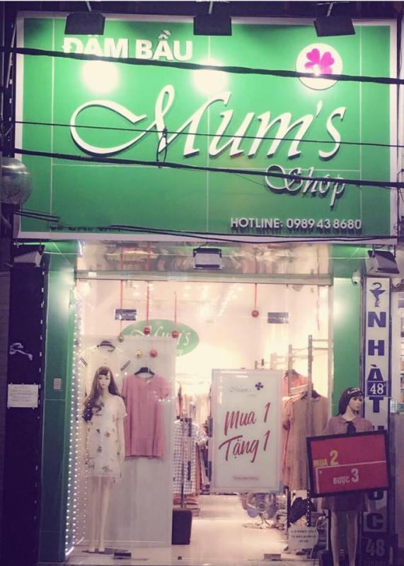 Top 4 Shop thời trang bà bầu tại Cầu Giấy, Hà Nội