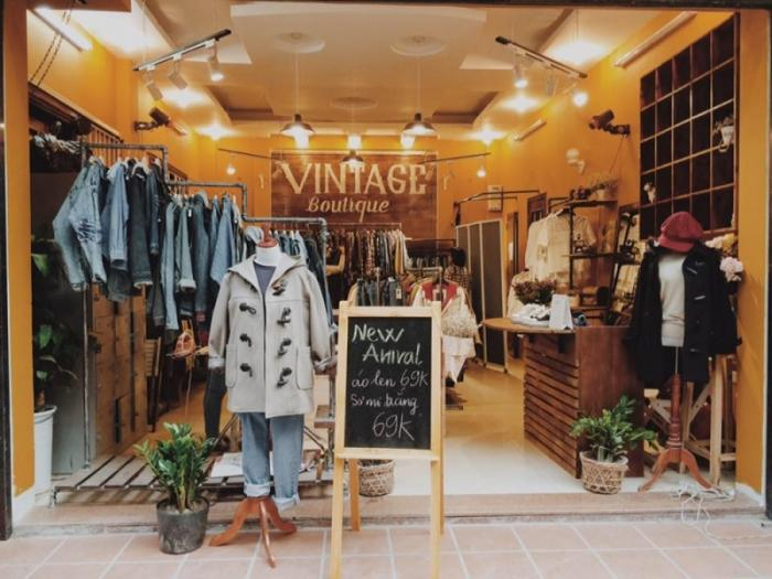 Top 5 địa chỉ bán đồ secondhand chất lượng và giá rẻ tại Hà Nội cho các cô nàng mê thời trang