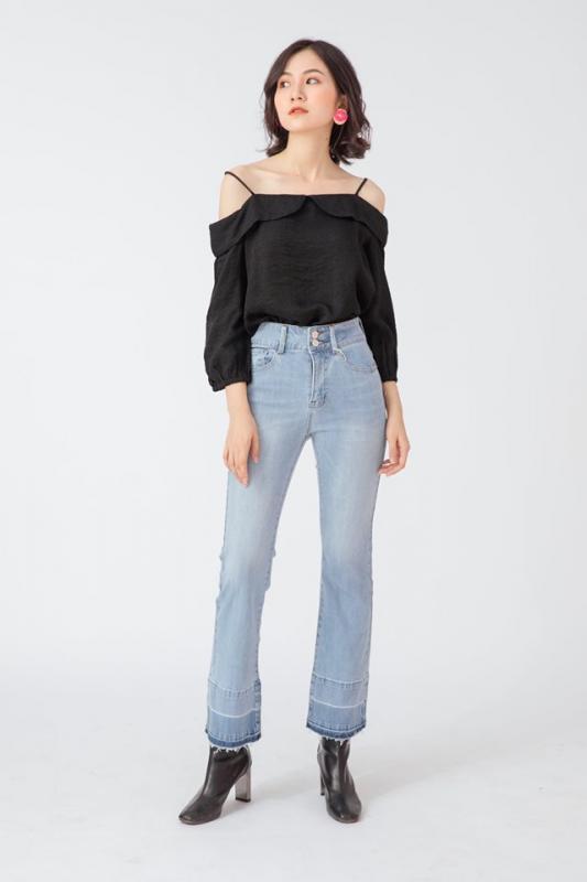 Top 5 Địa chỉ bán quần jean phong cách cho nàng ở Hà Nội