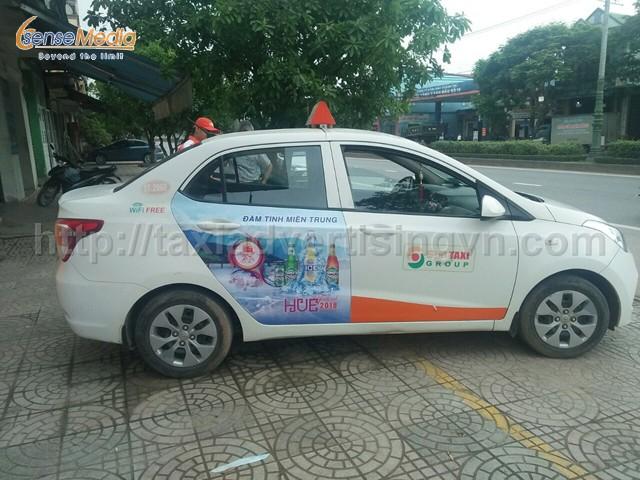 Top 5 Dịch vụ quảng cáo trên xe ô tô ở Hà Nội