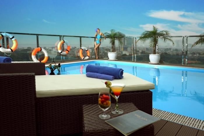 Top 5 Khách sạn 4 sao gần hồ Hoàn Kiếm, Hà Nội