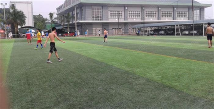 Top 5 Sân bóng nhân tạo chất lượng nhất tại Hà Nội