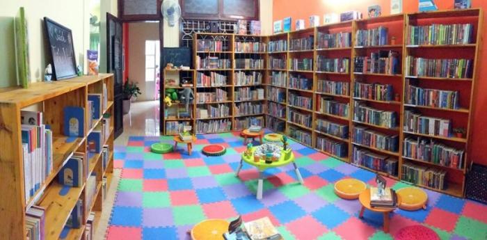 Top 5 Thư viện dành cho người yêu thích ngoại ngữ tại Hà Nội