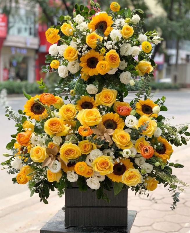 Top 6 Cửa hàng hoa tươi đẹp, uy tín ở Kim Mã, Hà Nội