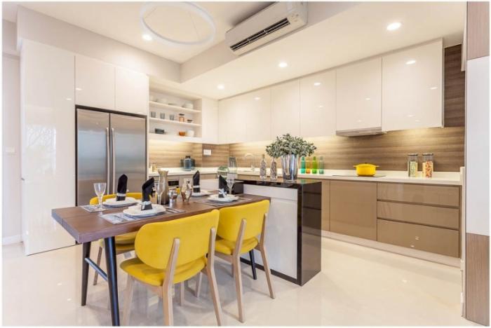 Top 6 địa chỉ bán tủ bếp hiện đại, chất lượng tốt tại Hà Nội