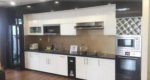 Tủ bếp Hpro được thiết kế sang trọng và tinh tế