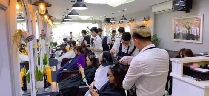 Top 6 Địa chỉ cắt tóc ngắn đẹp nhất quận Thanh Xuân, Hà Nội