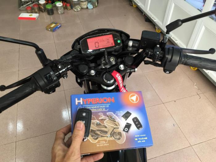Top 6 Dịch vụ lắp khóa chống trộm xe máy uy tín nhất Hà Nội