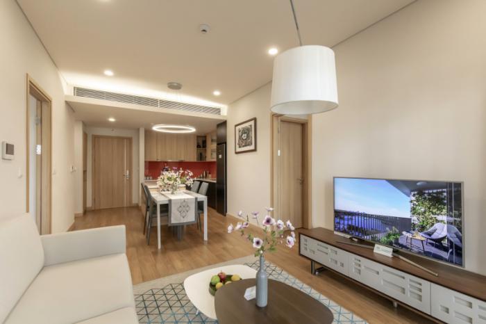 Top 7 Chung cư có không gian sống lý tưởng nhất Cầu Giấy, Hà Nội