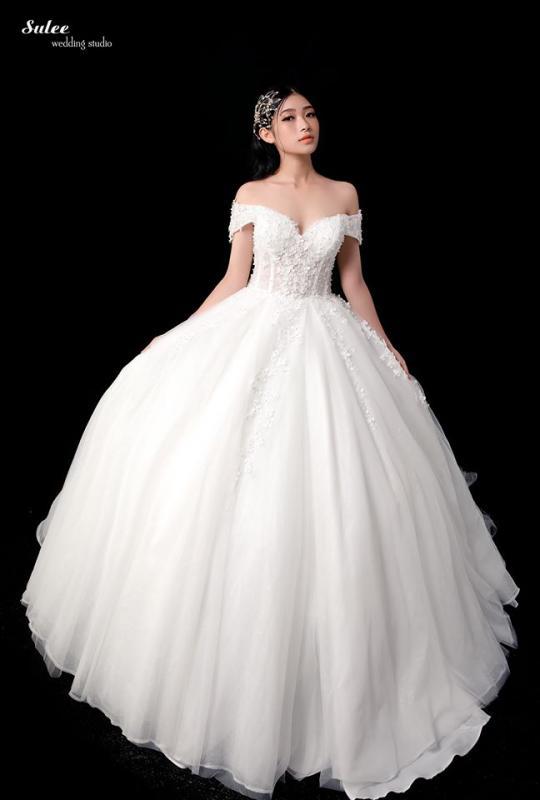 Top 7 Địa chỉ cho thuê váy cưới đẹp nhất Hoài Đức, Hà Nội