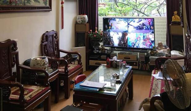 Hot! bán biệt thự Hoàng Văn Thái 145m2 ô tô tránh sân vườn mt 6m chỉ 13.9 tỷ