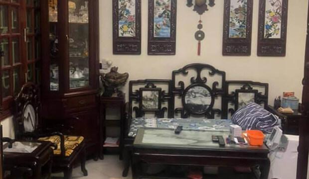 Bán nhà phố Nguyễn Hoàng, ô tô tránh, kinh doanh sầm uất, 78m2, mt 5.2, giá 7.15 tỷ