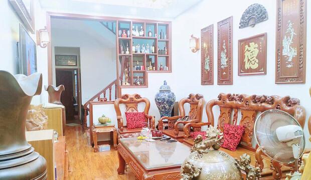 Bán đất phố Nguyễn Đổng Chi, quận Nam Từ Liêm 85m, mặt tiền 7.5m, giá 6.1 tỷ