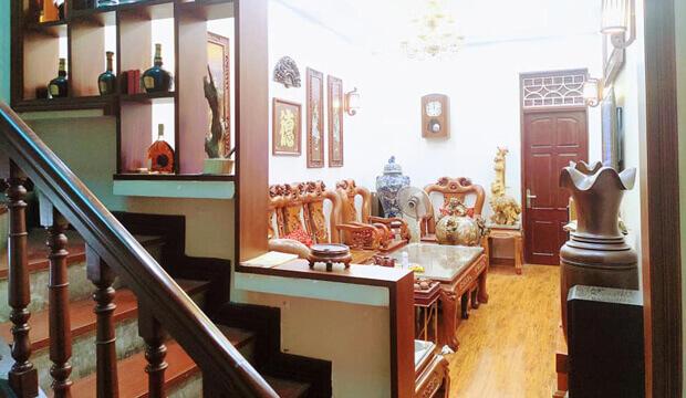 Bán nhà mặt phố Vĩnh Hưng 80m2 5 tầng mặt tiền 5m giá 9.5 tỷ